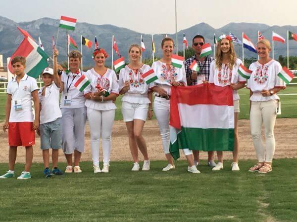Díjlovagló Korosztályos Európa-bajnokság